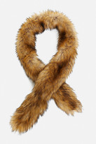 Fashion to Figure Tundra Faux Fur Scarf