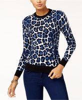 MICHAEL Michael Kors Printed Sweater