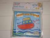 Baby Bath-time Book - Great Way to Make Reading Fun - Waterproof (Travel Bath-time Book) by Bid Buy Direct