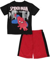 "Spiderman Little Boys' ""Villain Catcher"" 2-Piece Outfit"