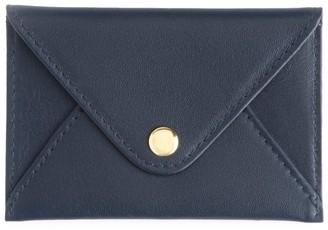 Royce New York Envelope Style Business Card Holder