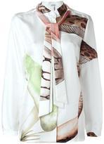 Loewe printed blouse