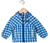 Patagonia Infants' Gingham High Sun Jacket w/ Tags