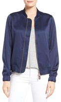 MICHAEL Michael Kors Petite Women's Bomber Jacket
