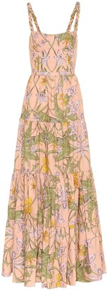 Johanna Ortiz Reflect Beauty cotton maxi dress