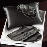 Donna Karan Silk Pillow and Eye Mask Travel Set