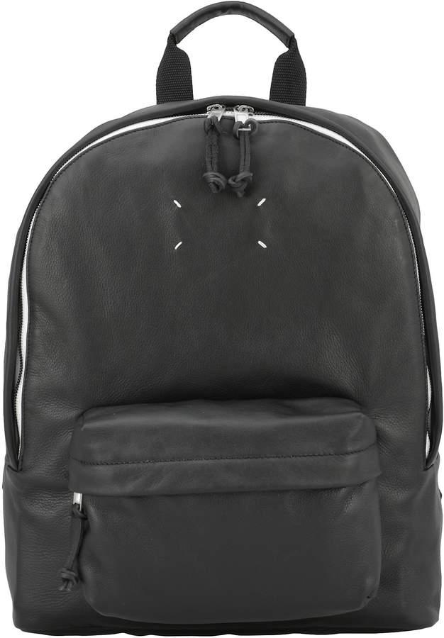 Maison Margiela Leather Backpack