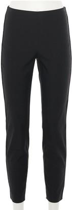 Elle Women's Piping Detail Skinny Pants