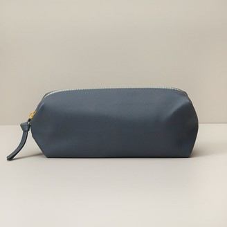 Indigo Paper Large Box Pencil Pouch Navy
