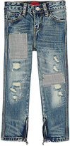 Haus of JR Charlie Distressed Jeans