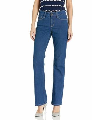 NYDJ Women's Marilyn Straight Jeans in Premium Lightweight Denim