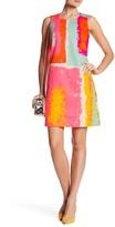 Julie Brown Leah Scoop Neck Shift Dress