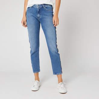 BOSS Women's J30 Corona Stretch Denim Jeans