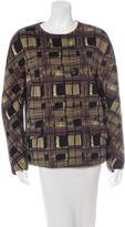 Prada Double-Breasted-Virgin Wool Coat w/ Tags