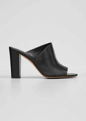 Vince Hanna 90mm Slide Heel Sandals