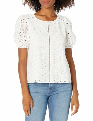 Parker Women's Short Sleeve Holland Blouse