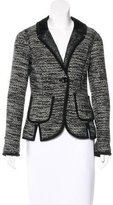 Chris Benz Bouclé Wool Blazer