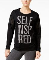 Energie Active Juniors' Self Inspired Graphic Top
