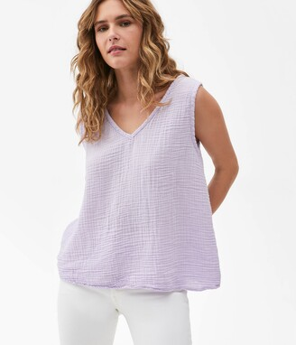 Michael Stars Abby Front-to-Back Tank