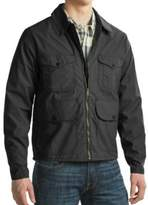 Filson Bell Bomber Waxed Cotton Jacket