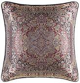 J Queen New York Bridgeport Red Square Pillow