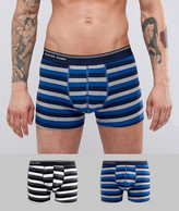 Selected 2 Pack Trunk In Stripe
