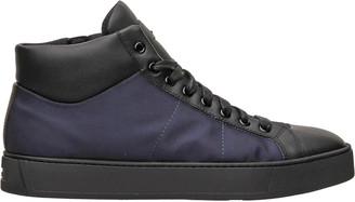Santoni Club High-top Sneakers