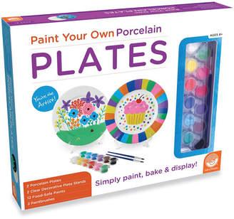 Your Own Paint Porcelain Plates