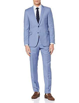 Strellson Premium Men's Allen-Mercer Suit, (Light Beige 275)