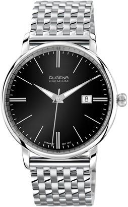 Dugena Gents Watch XL Premium 7090180 Analogue Quartz Stainless Steel