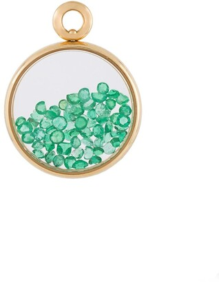 Aurélie Bidermann 'Chivoir' emerald pendant