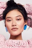 Free People Lucite Mega Earrings