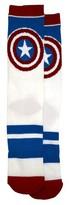 Bioworld Captain America Crew Socks