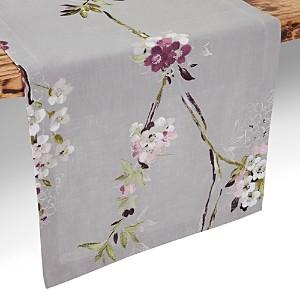 Mode Living Positano Linen Table Runner, 16 x 108