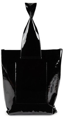 Marc Jacobs Flat Leather Shopper Bag