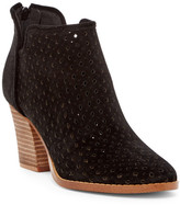 Marc Fisher Canopy Perforated Bootie