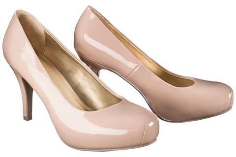 Mossimo Women's Veruca Snub Toe High Heel Pumps - Assorted Colors