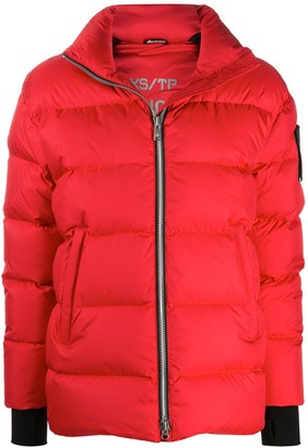 Moose Knuckles Down-Filled Puffer Jacket