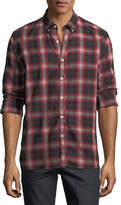Joe's Jeans Piper Plaid Sport Shirt