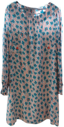 Cacharel Multicolour Silk Dresses