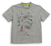 Sovereign Code Boys' Space Camp Tee - Little Kid