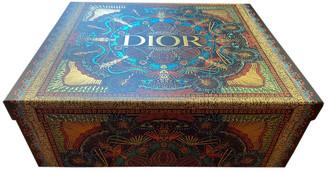 Christian Dior Multicolour Synthetic Home decor