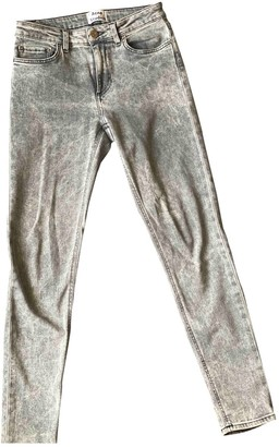 Acne Studios Grey Denim - Jeans Jeans for Women