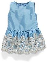 Isabel Garreton Drop Waist Dress (Toddler Girls, Little Girls & Big Girls)
