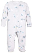 Angel Dear Infant Boys' Sheep Print Footie - Sizes 0-6 Months