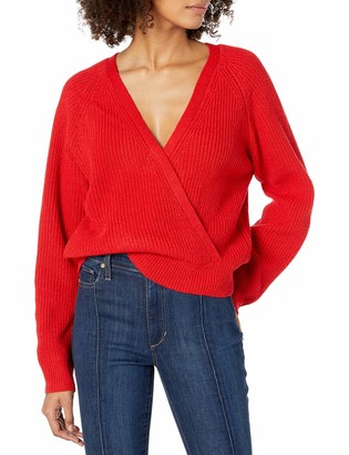ASTR the Label Women's Serena Solid Pullover Soft Sweater