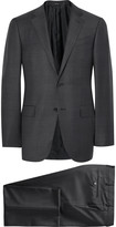 Ermenegildo Zegna Grey Trofeo Slim-Fit Wool Suit