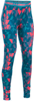 Under Armour HeatGear® Geo-Print Leggings, Big Girls (7-16)