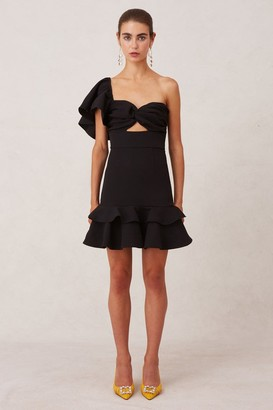 Keepsake DELIGHT MINI DRESS black