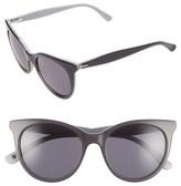 Ted Baker Women's 51Mm Cat Eye Sunglasses - Black